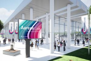 Im Sinne eines abwechslungsreichen Infotainments bietet Aareon der Branche erstmalig ein besonderes Erlebnis im digitalen Format