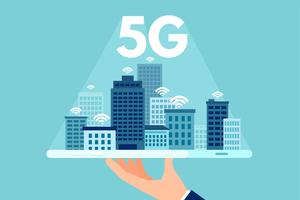 """Um die flächendeckende Versorgung mit dem 5G-Standard sicherzustellen, muss die öffentliche Wahrnehmung von Antennen- und Sendemasten deutlich verbessert werden<span class=""""bildnachweis"""">iStockphoto/DSC Consulting</span>"""