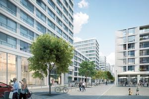 Mit dem Quartier Heidestrasse entsteht in Berlin das Stadtquartier der Zukunft, in dem das städtische Leben mithilfe digitaler Technologien gesünder und ökologischer gestaltet wird