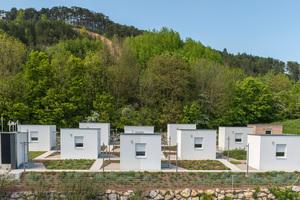 Baumit untersucht im VIVA-Forschungspark die Auswirkungen von Baumaterialien auf die Gesundheit