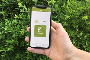 Mithilfe der ParcelLock App können ParcelLock-Nutzer die Lieferung nachverfolgen