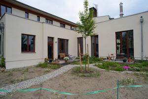 Gemeinschaftliche Gärten sind Teil des Projektes<br />