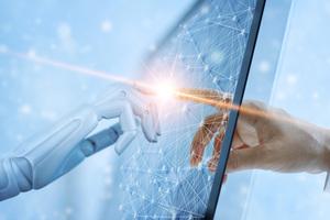 Durch künstliche Intelligenz werden die Softwareprogramme der Zukunft in der Lage sein, selbstständig zu lernen und Unternehmensprozesse eigenständig zu verbessern