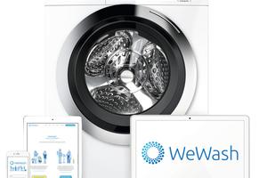 Wartezeiten oder unnötige Gänge in den Waschraum gehören dank WeWash der Vergangenheit an