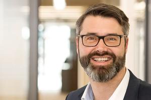 Torsten Rau, Vorsitzender der Geschäftsleitung, Aareon Deutschland GmbH.<br /><br /><br />