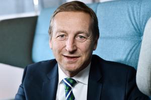 BID-Vorsitzender und BFW-Präsident Andreas Ibel