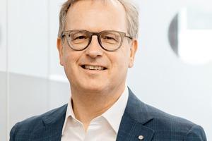 Gastgeber: Aareon-Chef Dr. Manfred Alflen