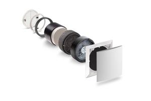 Neueste Fertigungsverfahren ermöglichen eine Verkleinerung essenzieller Bauteile, wodurch noch mehr Effizienz etwa in Form von Spezialfiltern und Schallschutzblenden im gesamten System untergebracht werden kann