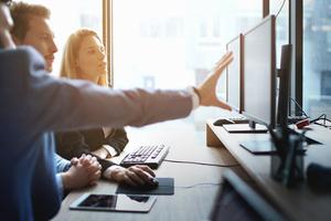Die Immobilienverwaltung wird zukünftig mehr und mehr via Bildschirm erfolgen