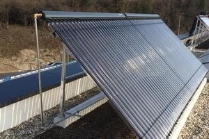 Thermische Solaranlagen sind eine wertvolle Ergänzung der Heizungsanlage
