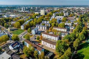 Am Kanadaring werden bis 2024 269 Wohnungen mit 16.000 Quadratmetern Wohnfläche saniert