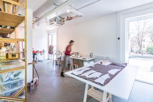 Mit Leben gefüllt, spiegeln die Räume die Kreativität Ihrer Nutzer wider