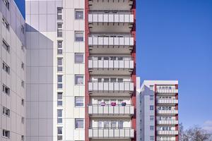Erbaut in den 1960er-Jahren, renoviert in den 1980er-Jahren: Die beiden Mehrfamilienhäuser am Bochumer Beethovenweg waren reif für eine umfangreiche Sanierung. Das Ergebnis kann sich sehen lassen