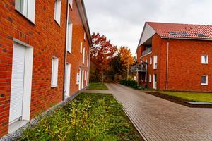 Die Wohnhäuser wurden je nach Wunsch oder Anforderung der Investoren in den KfW-Standards 70, 55 sowie 40+ errichtet