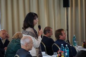 Fragen waren nach jedem Vortrag ausdrücklich erwünscht. Und es wurden viele gestellt.