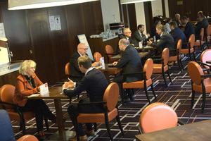 Die Qualität der Gespräche und Vorträge beim BundesBauBlatt Gipfel war hoch. Und genau darauf kommt es bei so einer Netzwerk-Veranstaltung schließlich an.