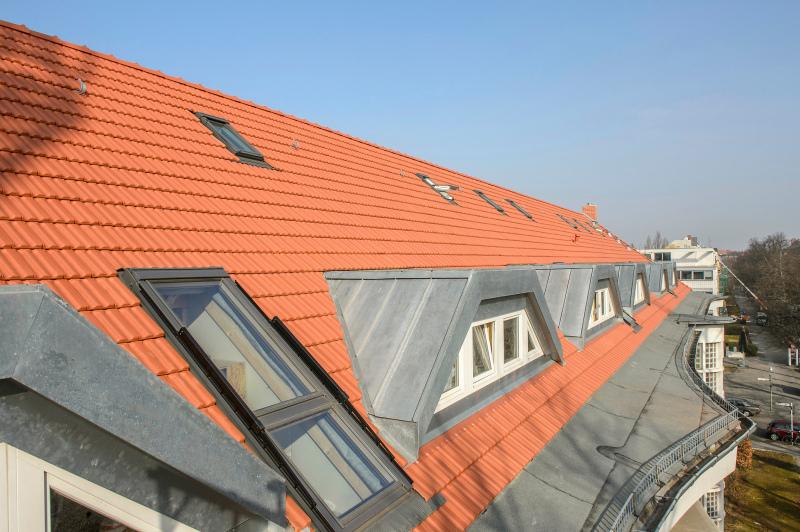 Das Dach Wurde Mit Modernen: BundesBauBlatt