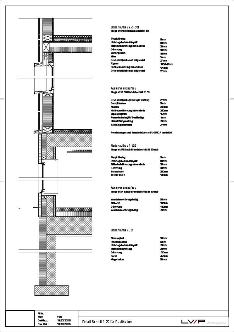 Holzbau detail fenster  Holzhäuserwachsen in die Höhe - BundesBauBlatt