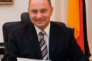 Staatssekretär Rainer Bomba<br />