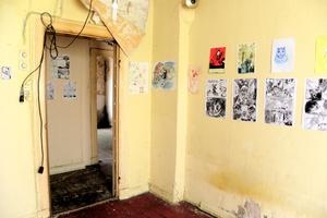 Historische Wohnung im Hamburger Gängeviertel: Elektroinstallation von Anno dazumal