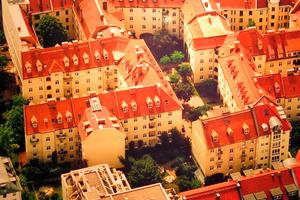 Zwei Wohnanlagen des Münchner Vereins für Volkswohnungen (VfV) waren von Legionellen betroffen