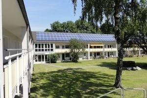 Das im Jahr 1964 errichtete Wohngebäude  in Mülheim-Heimaterde wurde in nur acht  Monaten umfangreich saniert und sorgt nun  für erlebbaren Wohnkomfort