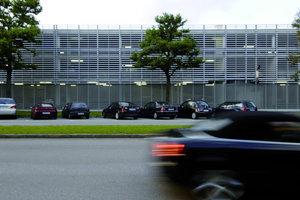 Schallschutzbebauung verbessert die Wohnqualität am Mittleren Ring in München