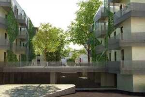Die Wohnungen sind weitgehend barrierefrei gestaltet.<br />