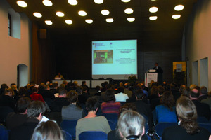 "<p><strong>Plenum der Fachtagung ""Impulse aus Europa und Deutschland""</p></strong><p><strong>Anfang November 2008 in Braunschweig</strong></p>"