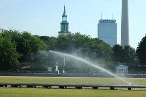 Sicherstellung einer ausreichenden Wasserversorgung (Bewässerungsanlagen)