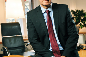 BID-Vorsitzender und GdW-Präsident:<strong></strong><strong>Axel Gedaschko </strong>