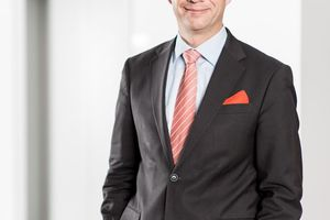"""Christoph Lüthe, Geschäftsführer der ista Deutschland GmbH: """"Mit ista Smart Building können Eigentümer allen Hausbewohnern eine einheitliche und umfassende Lösung zur Steuerung der Heizung und anderer Geräte, wie z.B. Licht oder Rollladen anbieten."""""""