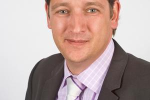 Matthias Bär, Produktmanager für die Immobilienwirtschaft bei Minol