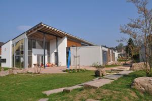 Die Kindertagesstätte in Holzminden wird komplett ohne fossile Brennstoffe und klimaschädliche CO2-Emissionen betrieben