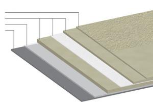 Mit ihrer Aufbauhöhe von wenigen Millimetern und ihrem geringen Flächengewicht werden flüssige Spezialharze immer häufiger für die Abdichtung schwellenloser Raumübergänge eingesetzt