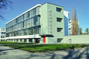 """Die """"Tour der Moderne"""" führt zu Klassikern wie Bauhaus und Kornhaus, aber auch zu aktueller Architektur wie dem Umweltbundesamt in Dessau (oben)<br />"""