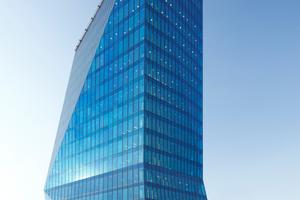 Freiform-Fassaden stechen ins Auge
