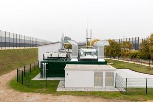 Modernste Technik ermöglicht eine hocheffiziente und umweltfreundliche Wärmeversorgung