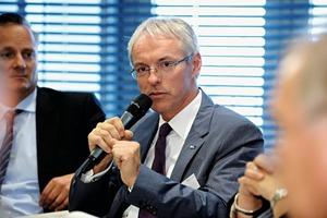 Holger Hentschel, Geschäftsführer der LEG Wohnen NRW GmbH