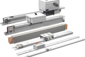 Die Schienenverteiler-Systeme können flexibel unterschiedlichste Anforderungen erfüllen<br />