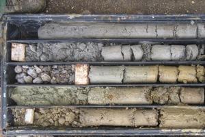 Die Geotechniker analysierten die Bodenproben aus den Bohrkernen und entwickelten ein Untersuchungsprogramm