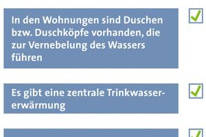 Sind diese Kriterien erfüllt, muss die Trinkwasseranlage der betreffenden Wohnimmobilie untersucht werden