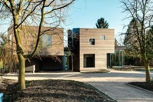 Wohnhaus HHGO in Oldenburg/Architekten: <br />Jens Casper Architekt BDA mit Sören Hanft, Berlin<br />Bauherr: Dr. Anke Hanft &amp; Dr. Siegfried Grubitzsch, Oldenburg<br />