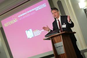 Begrüßungsrede von Baustaatssekretär Gunther Adler
