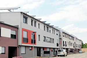 Wohnen (fast) ohne Nebenkosten: Im Frankfurter Westen realisiert die KEG Energie-Plus-Häuser
