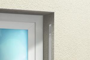 Lunotherm: Fassadenelement zur unsichtbaren Zuluftversorgung