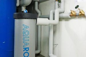 Opferanodentechnik auf Mangesiumbasis - AquaRoyal