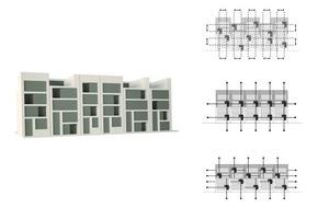 Fassadenvariationssystematik<br />