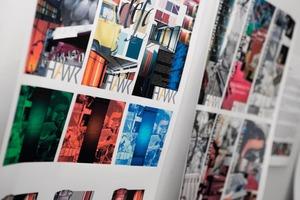 """Arbeiten der Projektstudie """"Farbe und Emotion"""" an der Hochschule für angewandte Wissenschaft und Kunst (HAWK) <br />in Hildesheim<br />"""