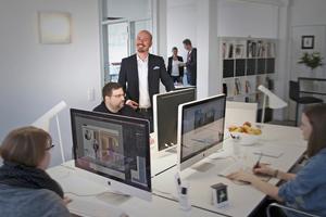 KommunikationsexperteFelix Hilt und sein Team